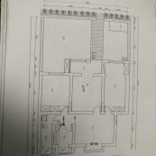 地质大学宿舍装修平面图1