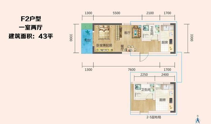 祥生柏景湾学府w88982优德最新官网平面图1