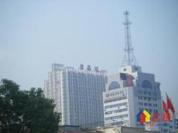江汉路D铁旁紫晶城两证已满2年1房1厅精装朝南看江电梯好房出