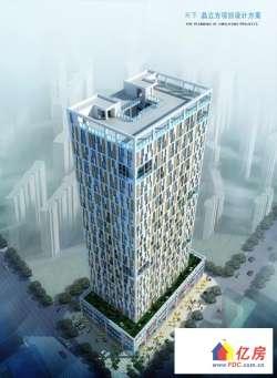 江汉区 菱角湖万达 天下晶立方 2室2厅1卫 33㎡,LOFT一层面积双层享受。
