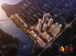 金辉江樾云著 地铁1号线轻轨旁,学 毛坯交付 小户型住宅