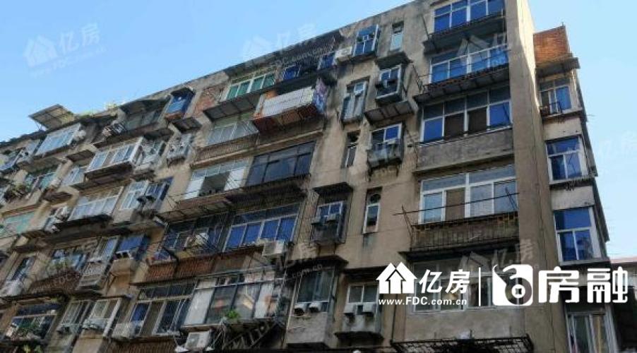 面积有外扩  老证,武汉江岸区台北香港路解放大道1439号二手房2室 - 亿房网
