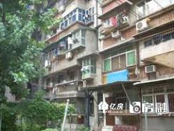 青山区 红钢城 20街坊 2室1厅1卫  58.41㎡