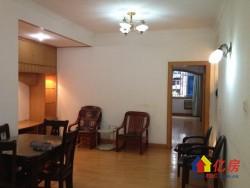 花西公寓 四楼 二室二厅 中装  南北朝向采光好  小区环境 生活方便