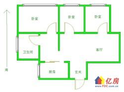 龙江庭苑无解3房54平全南户型看房随时