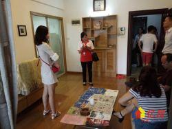 地铁口新长江广场 精装1室1厅出售 低价不容错过