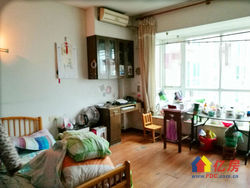 越秀旁,汉江公寓,电梯一房,中间楼层,拎包入住,满五唯一