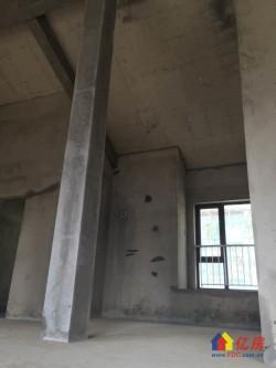7号地铁旁,电梯复式楼送入户花园,无后期费用!!