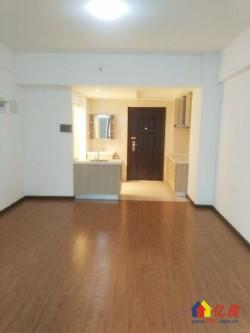 硚口武汉城市广场 不限购一室一组 朝南精装 有钥匙