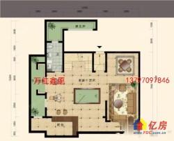 汉广旁精品loft+买一层送一层+带天然气采光好+总价低不限
