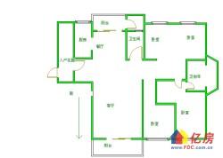 钟家村 月湖琴声 新证 170.79平 360万 一线湖景房 少有4房诚售!