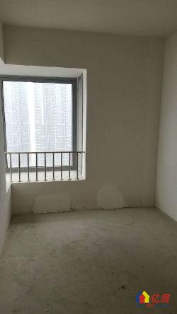 世纪江尚高层一线江景两房,带转角飘窗,东南阳光充足