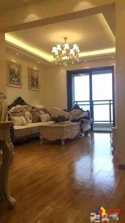 徐东大街旁 联发九都次新房 装修全新 可观东沙两湖