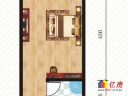 东湖高新区 关山片 谷方 1室1厅1卫 30.16㎡