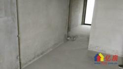 天下龙岭广场89平米2室2厅1卫南北通透毛坯房出售