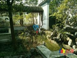 传世豪宅,中国院子一线临湖独栋480平米,占地1000
