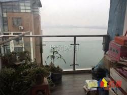 金色港湾 豪装楼王出售 一线湖景 房东诚意出售 一口价260万 只接受全款