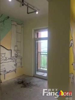 现房无中介费 洪山区 白沙洲 观澜天地  74㎡打通公寓,可做婚房 有天然气