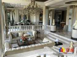 一克拉钻石品质机会只有一次  世茂龙湾独栋别墅  一线临湖  唯一在卖