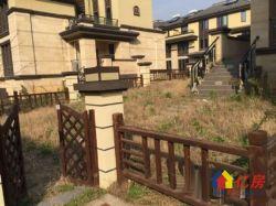 世茂龙湾5期185平打头别墅 赠送面积达176% 送地下室车库及超大花园 露头等