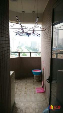 万景国际 精装正规一室一厅一阳台 朝南 24小时热水中央空调集中供冷暖