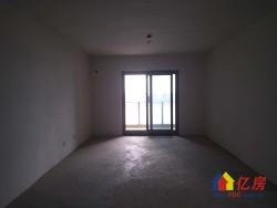 世纪江尚123平稀缺三房户型,一线江景,低总价高品质