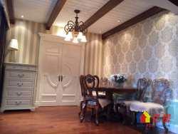 汉口花园清桐阁复式楼 6室3厅3卫 全新豪华装修 未住人