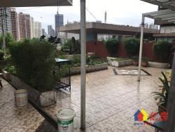 武昌区 徐东片 鸿江花畔里  至尊享受带300平超大露台有别墅的感觉
