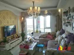 保利公馆豪华温馨 精致3房 住高层洋房俯瞰别墅群体 有房才有家