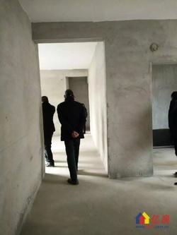 沙湖港湾2 2厅97平毛坯95万有钥匙