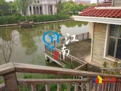 F天下湖景 一套可以传承的豪宅550平1288万带室内游泳池 三面观湖美景