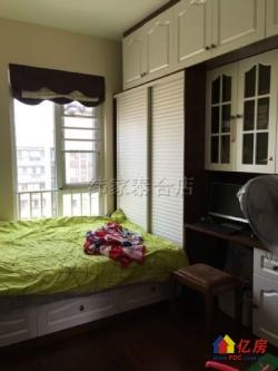 万科金域蓝湾精装三房 全房暖气 送家具家电 高楼层 两证齐全