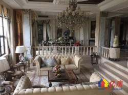 世茂龙湾一期花700万装修的豪华别墅 一线连湖15亩私家花园 随时欢迎赏鉴