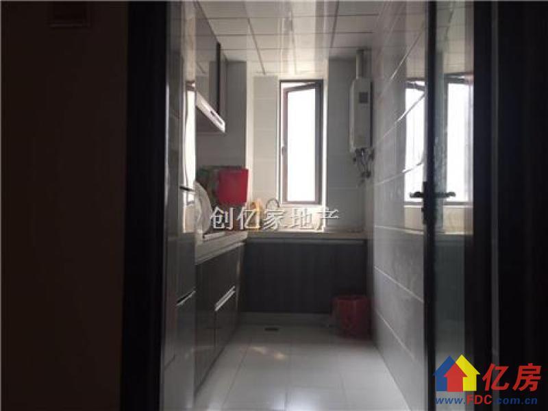 滨江商务区 沃尔玛旁 地铁5号线旁 精装2房 拎包入住,武汉青山区建二(青山和平大道)和平大道809号二手房2室 - 亿房网