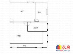 青少年宫附近台北路台北花苑精品优质精装两居室出售!随时看