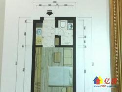 4号线仁和路地铁口+金地自在城+交通方便+温馨小公寓不限购