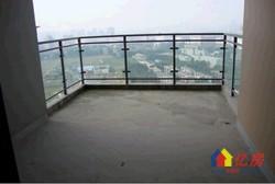 水岸星城毛坯大四房,高层高性价比,185平555万