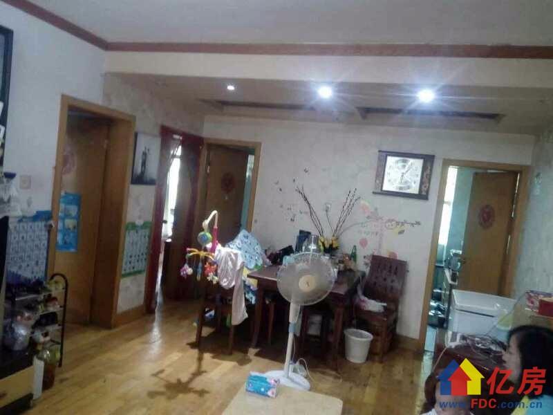123街坊2室1厅 ,3/7,77㎡,中装,146万,武汉青山区建二钢都花园123街二手房2室 - 亿房网