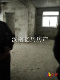 汉南区 纱帽新城 南国江城二期毛坯 2室2厅1卫  90㎡