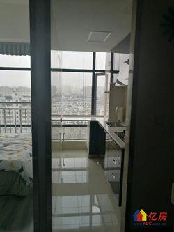 青山红钢城性价比的小户型公寓,天然气到户,楼下即是商业街