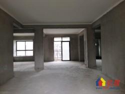 出售鼎盛华城 小区中心位置 毛坯大四房270万 有钥匙