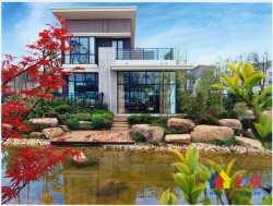 武汉最美别墅社区  国粹级别墅   203平仅需265万  诚心出售