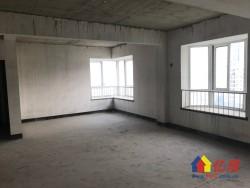 后湖大道汉口花园五期电梯复式楼出售,小区中间南北通透,户型好,前后阳台,三面采光,超级好房