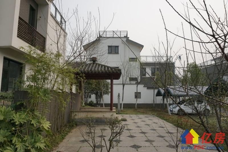 中式最好黛瓦别墅马头青砖墙送停车位随时看房金庭院沙滩别墅图片
