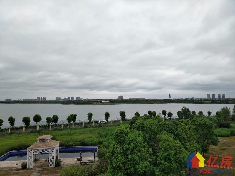 送特大花园近15亩地的花园一线临湖,武汉蔡甸区中法新城武汉经济开发区知音湖大道与天鹅湖大道交汇处二手房6室 - 亿房网