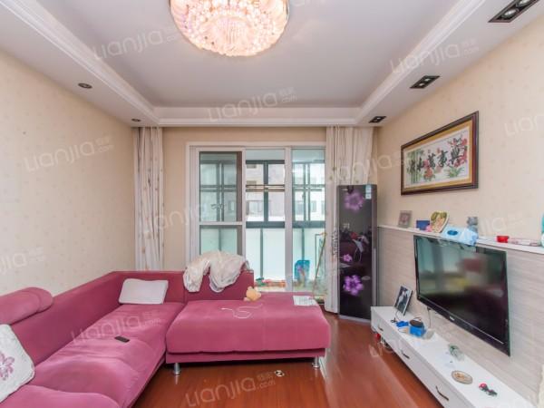 当代国际花园 光谷二小学区 三房婚房装修 诚心出售 实拍图片