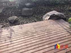 水系别墅 千年美丽兰香里 毛坯 带中庭有天井 送50平大露台
