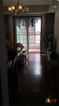 汉阳区 钟家村 世茂锦绣长江四期 精装大两房 豪华装修 从未入住 业主诚售 看房方便!