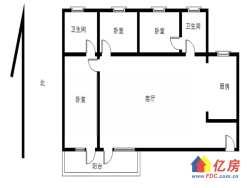 武昌徐东保利城3房 高楼层视野开阔 业主诚心出售
