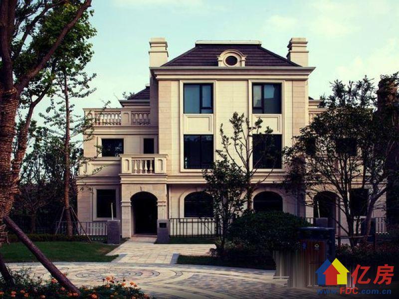 汉南双拼城纱帽别墅急售,武汉汉南区别墅城武300平方米两设计图层的绿地图片